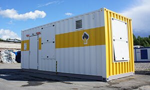 Diesel genset ADDo-600 for Rosneft