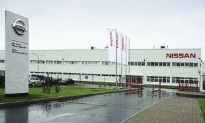 Pumpsets for Nissan factory in Leningrad region