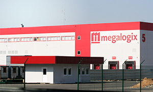 6 diesel gensets for the logistics complex Megalogix in the Rostov region