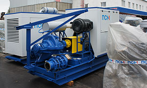 2 diesel units for a gold mining company in Sierra Leone