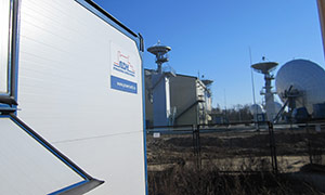 Genset for Vostochny Cosmodrome