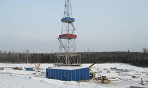 Diesel drivers for rigs 3D series and for set of drilling equipment NBO-D