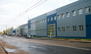 Diesel power complex for the company «Russian Light» in Tver
