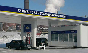 2 diesel power stations for «Taimyr Fuel Company»