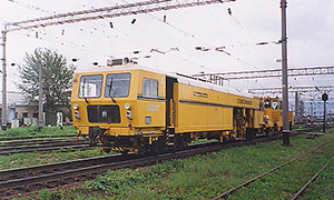 Renovation of 27 railway machines in Kazakhstan