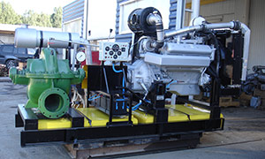 Diesel pumpset for Susumanzoloto