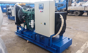 Diesel genset for distribution company «Morozko»