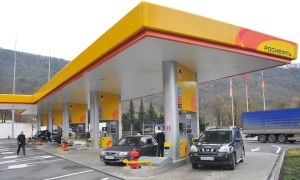 30 gensets for gas station «Rosneft»
