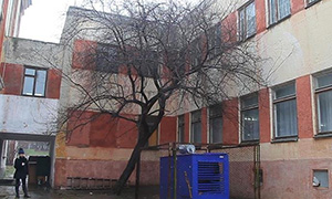 Diesel gensets for Crimean schools