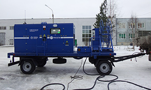7 diesel gensets for company Rosseti in the North-West region