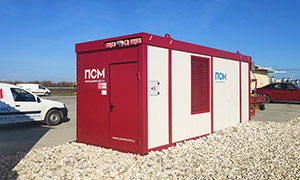 2 diesel gensets for the pig complex by Cherkizovo group in the Penza region