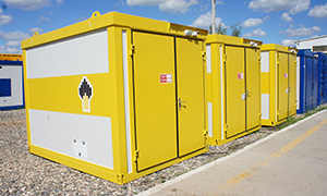 Diesel gensets for Rosneft