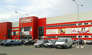 Diesel genset for store «Magnit»