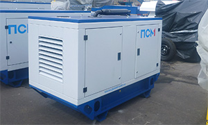 3 diesel gensets for Interregional Distributive Grid Company of Urals